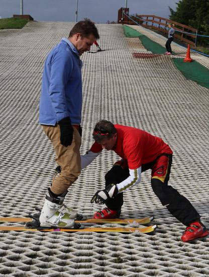 James Harrison - The Guildford Ski Slope
