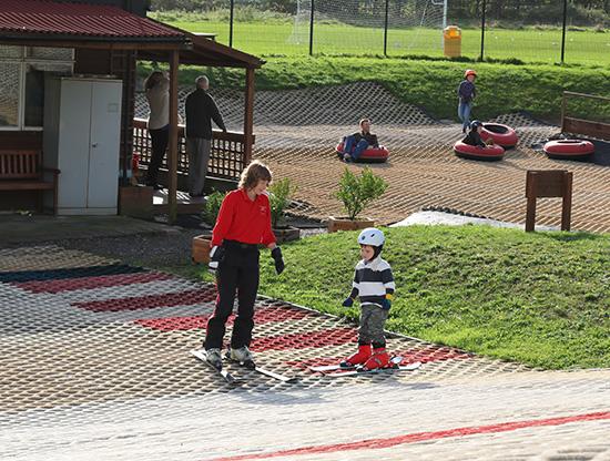 The Guildford Ski Slope Squad - Instructors