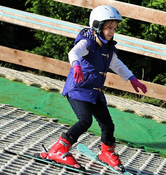 Ski Parties at The Guildford Ski Slope