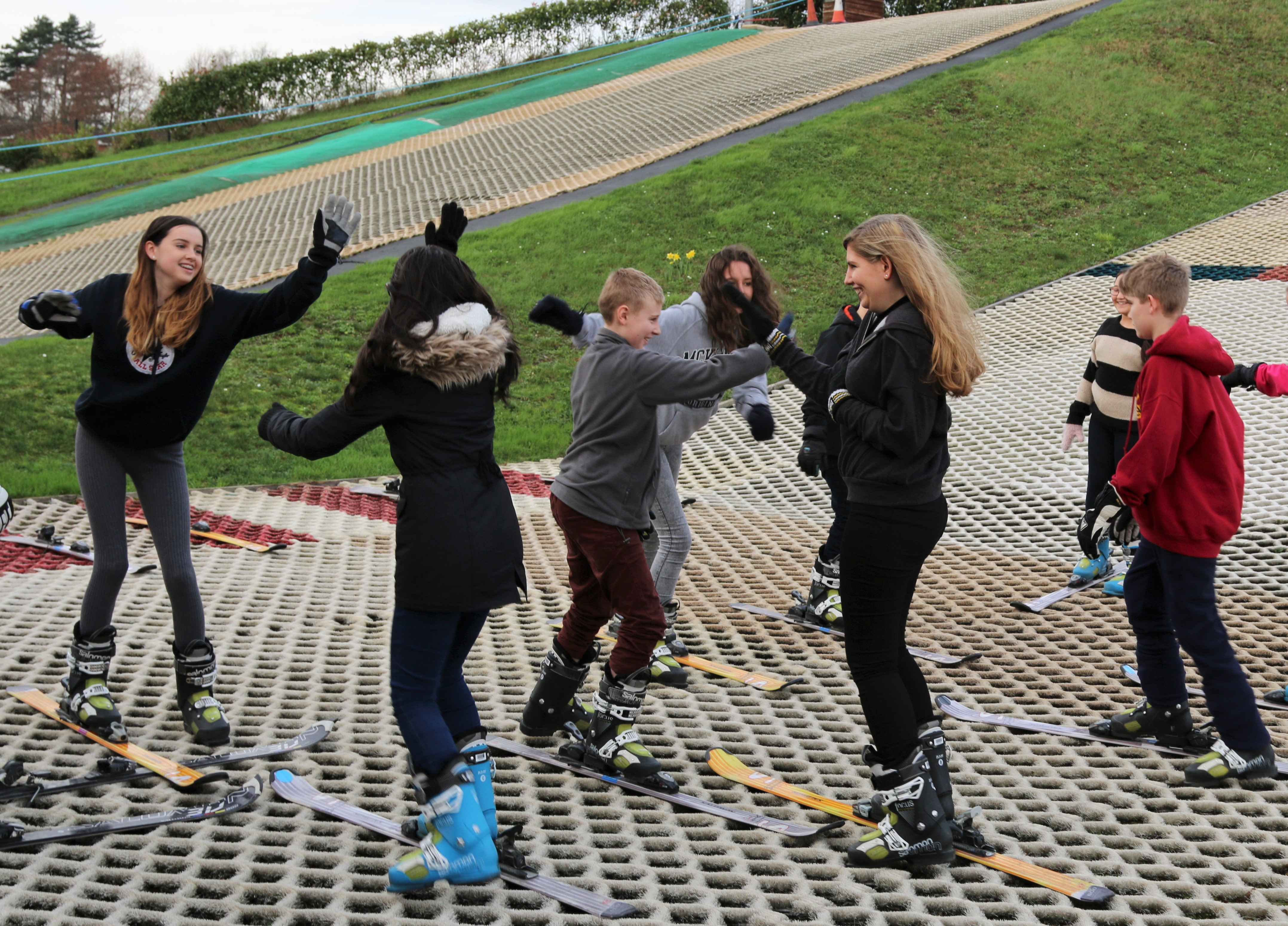 The Guildford Ski Slope Group Sessions